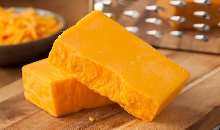 Cheddar cheese block barrel spread CME prices